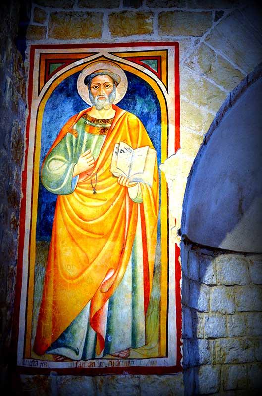 Chiesa - Tenuta San Pietro al Pettine