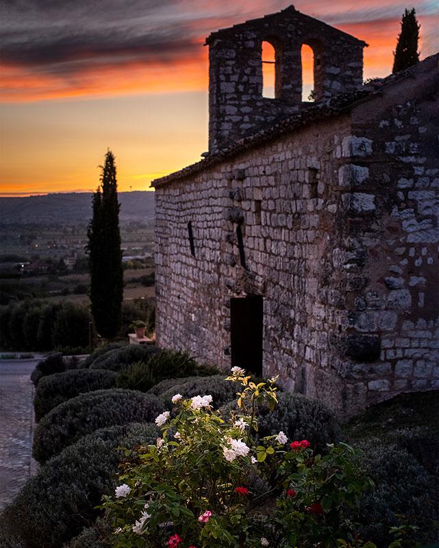 Tenuta San Pietro a Pettine Chiesa romanica